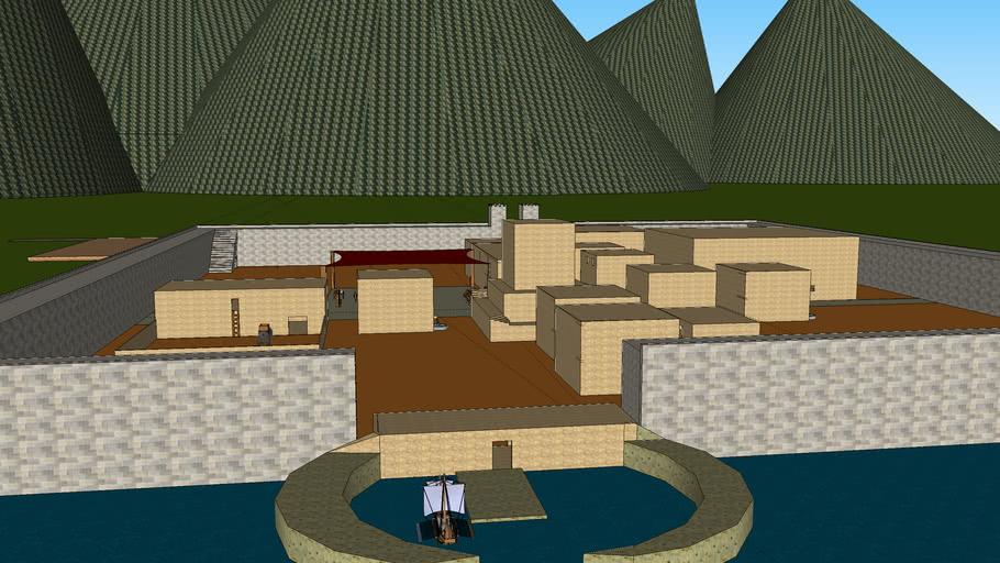 Carthaginian city