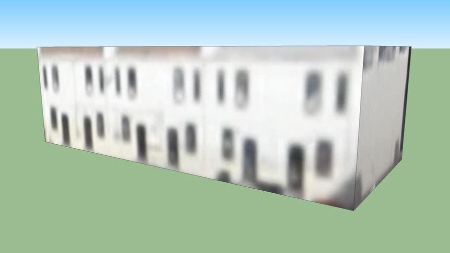Edificio in Denver, Colorado, Stati Uniti