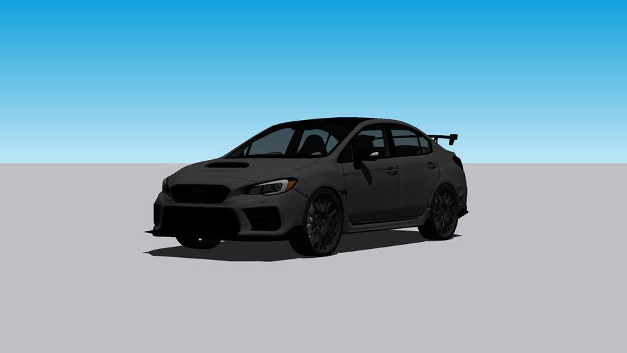2020 Subaru WRX STI S208