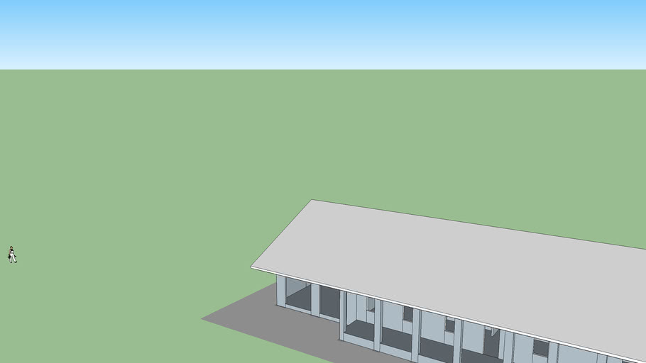 JC Green house model 2d