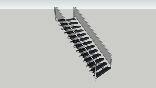 Double Stair Case