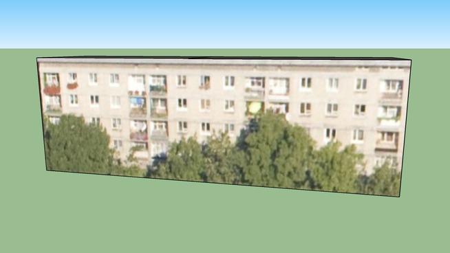 Строение по адресу Warszawa, Польша