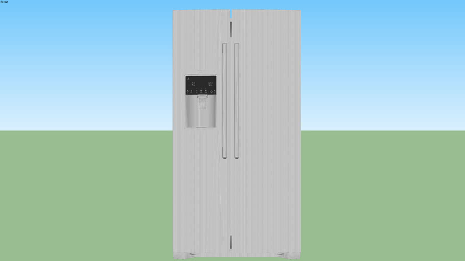 Electrolux Counter Depth Side-by-Side Refrigerator