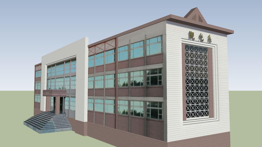 建國科技大學,觀光系館