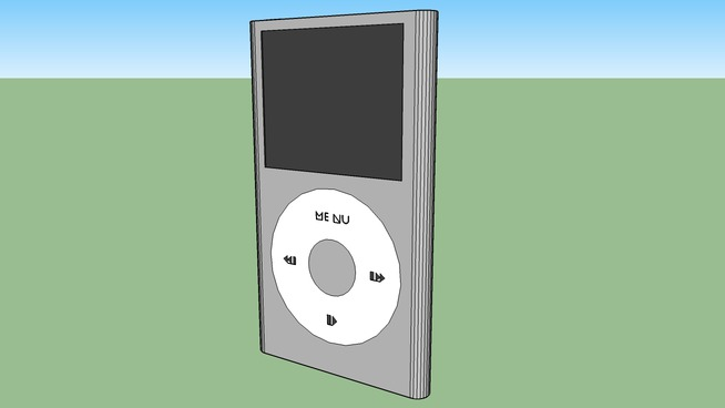 iPod Nano : Silver