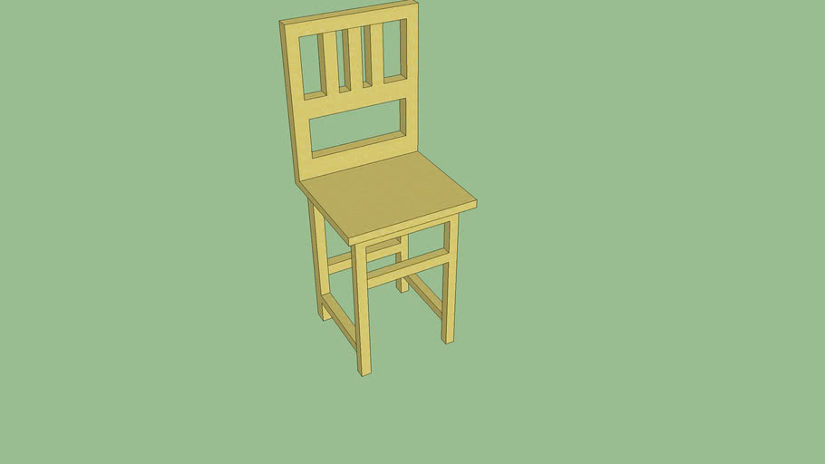 WoodenChair
