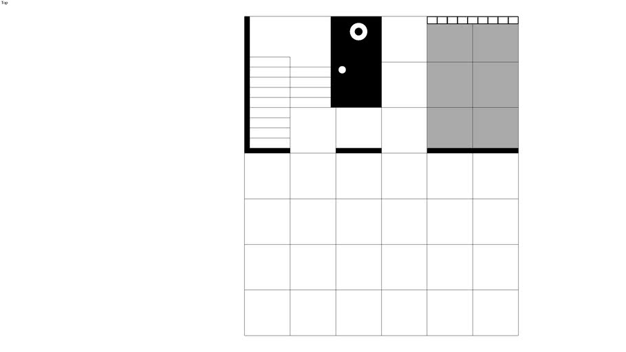 House Type H - Plan (1st flr)