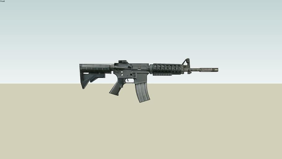 my m4 gun