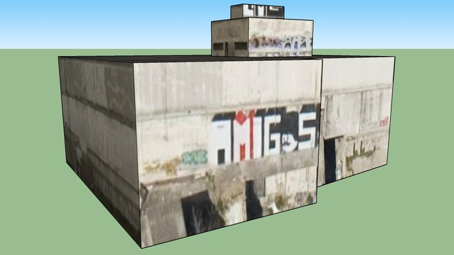 Building in Agios Ioannis Rentis, Greece