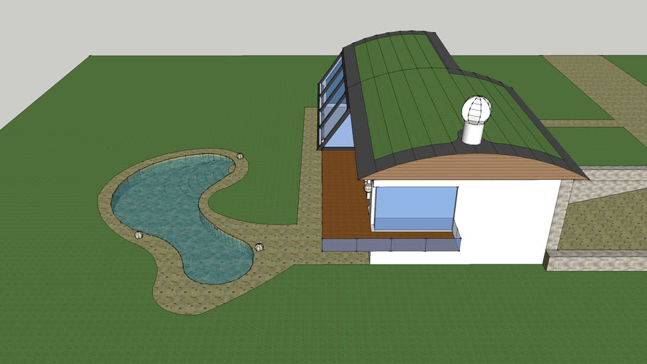 Eco House (Updated)