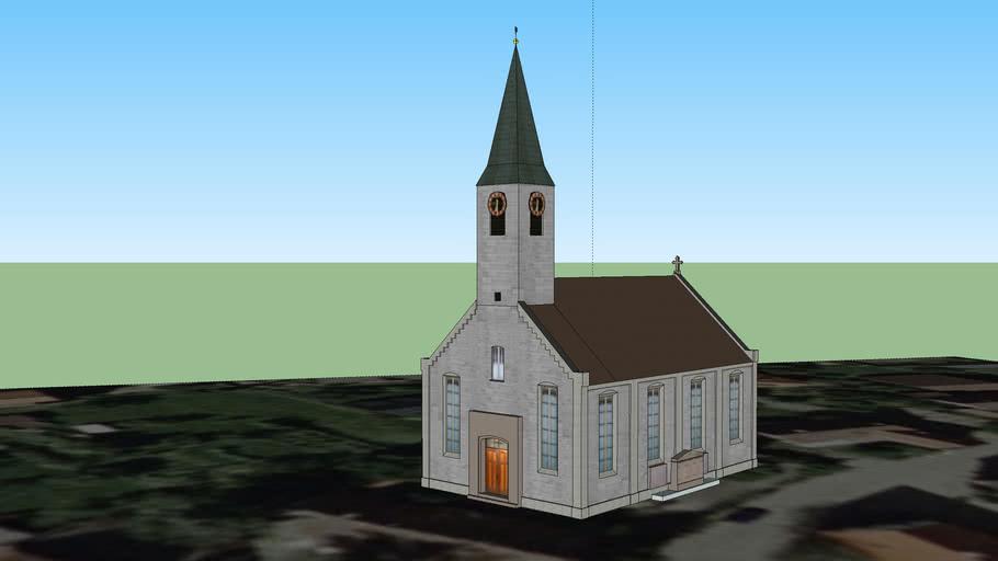 Briccius Kirche Oberjesingen