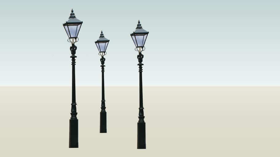 Street Lanterns 2D