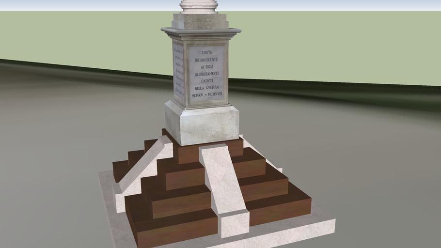 Monumento ai Caduti di Costa di Conegliano