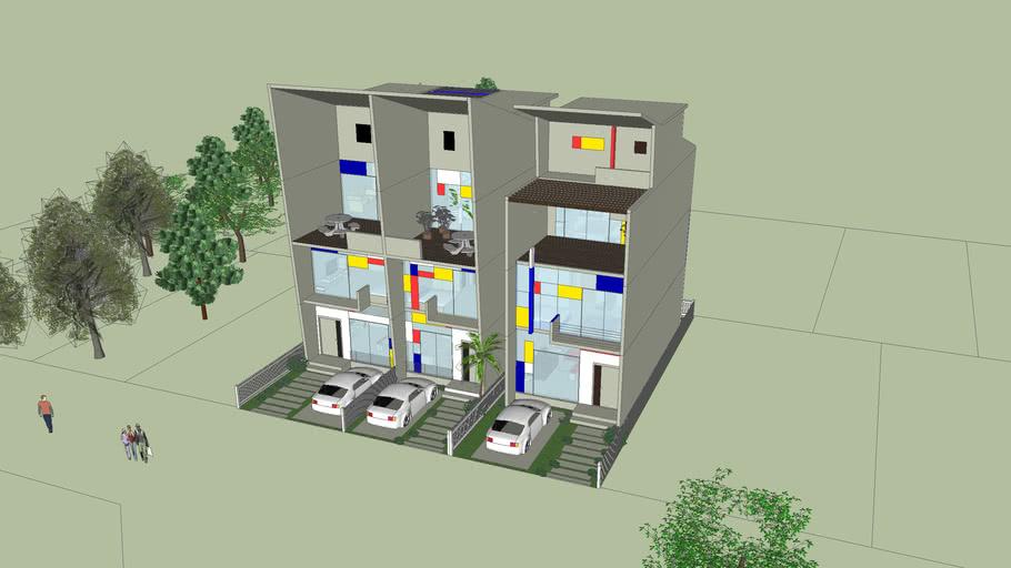 desigen house  住宅  透天厝 residence appartment
