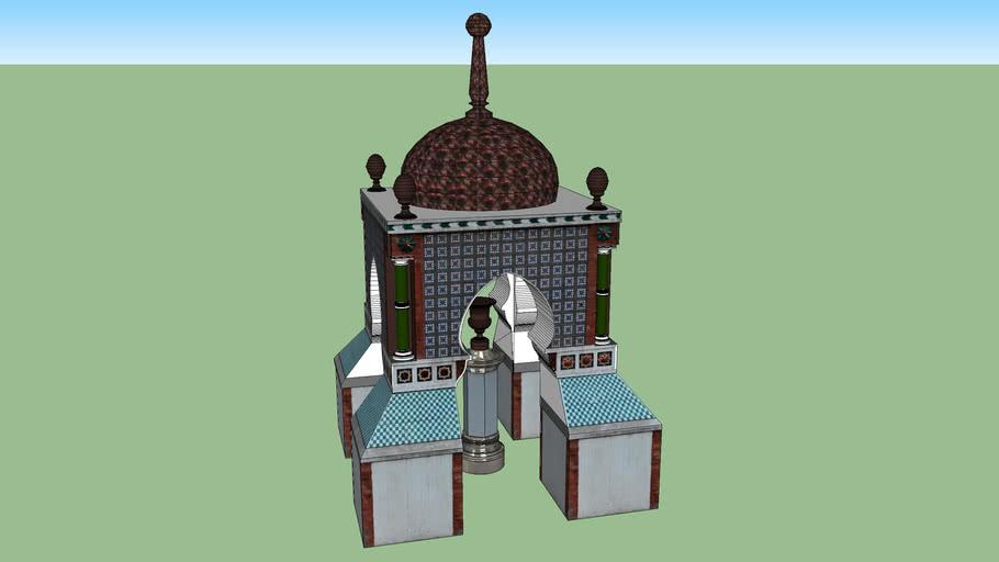 Templete Modernista