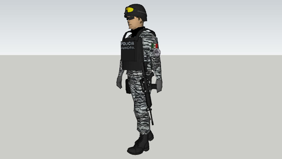 policia municipal de guadalajara jalisco