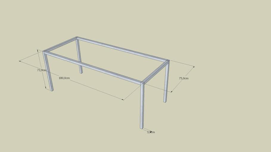 stelaż pod biurko