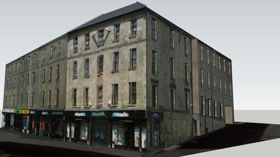 1-7 Moss Street, Paisley