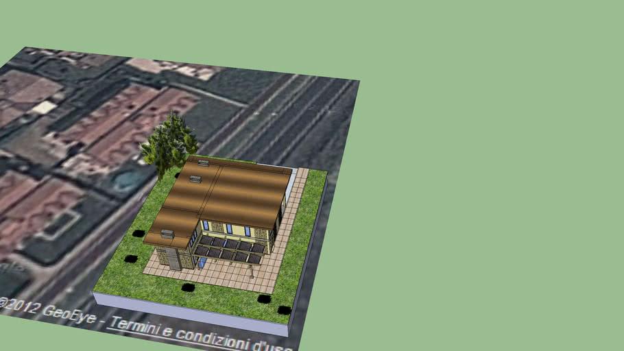 Eco edificio