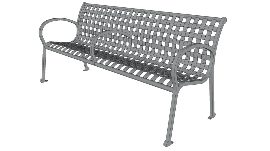 "Scarborough 72"" Bench"