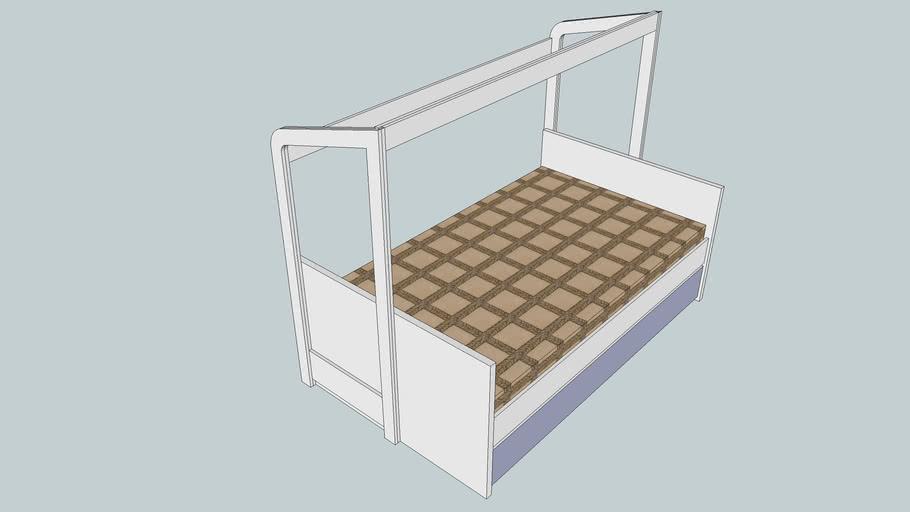 Al majid Double bed