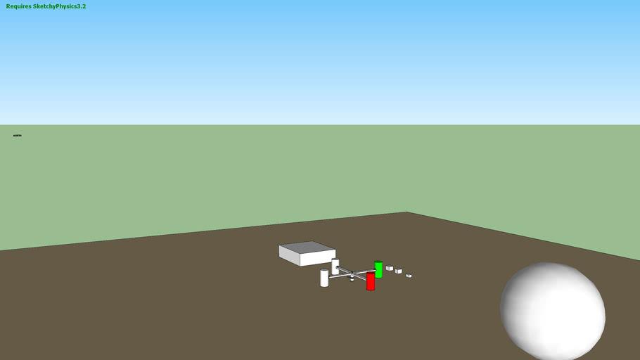 quadcopter model