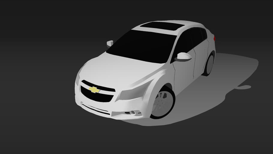 Chevrolet J300 Cruze Hatchback