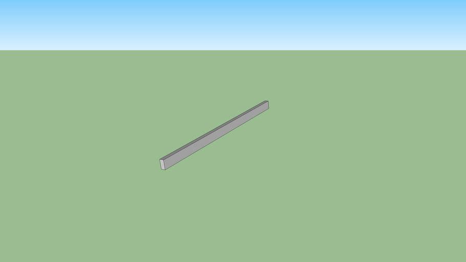 15.25 roof beam