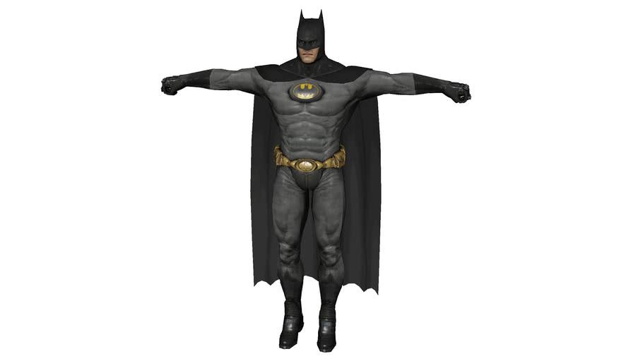 Bruce Wayne-Batman Incorporated