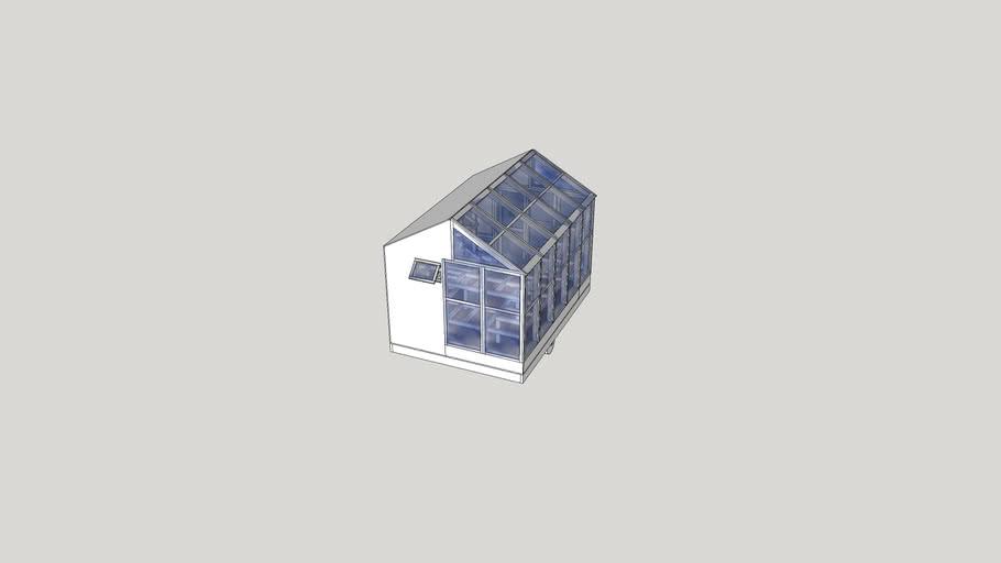 Portable green house