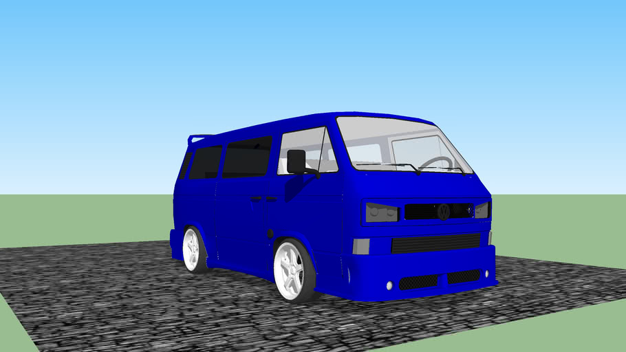 vw transporter tuning