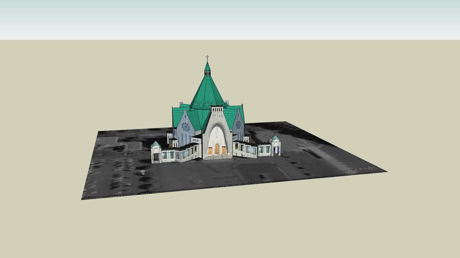 Basilique Notre-Dame du Cap.