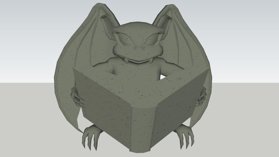 origami gargoyle - Hledat Googlem | Gargoyles, Paper sculpture ... | 512x910