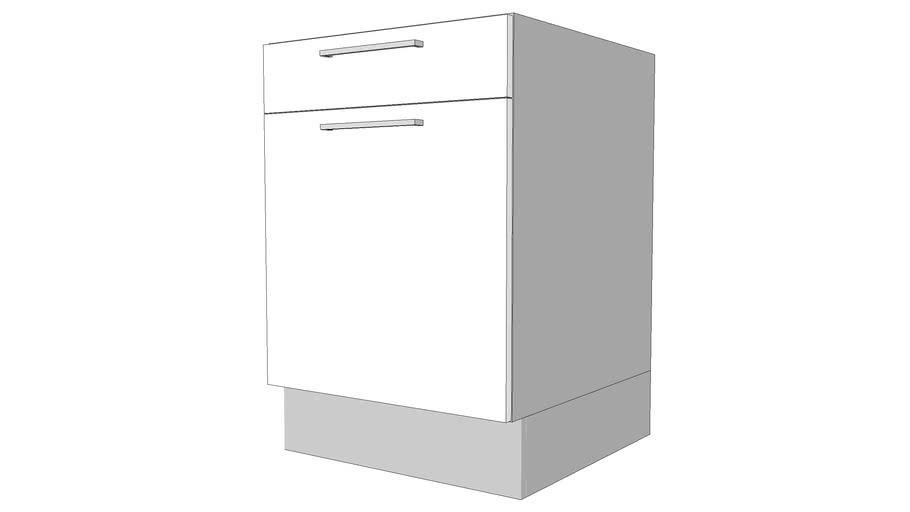Base sink – Dynamic Cabinets – Witt Kitchen - Witt Basic Database