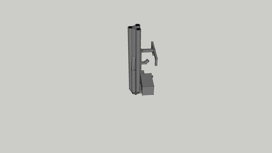 Prototype rifle