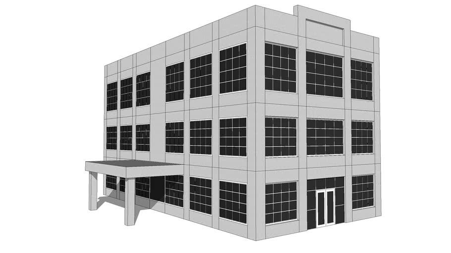 1920s Bank Building