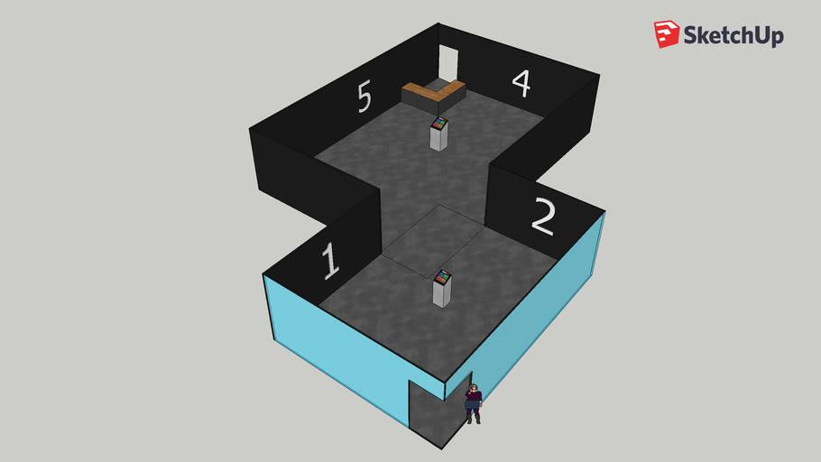 GameStop Butik Redesign - Kom/IT