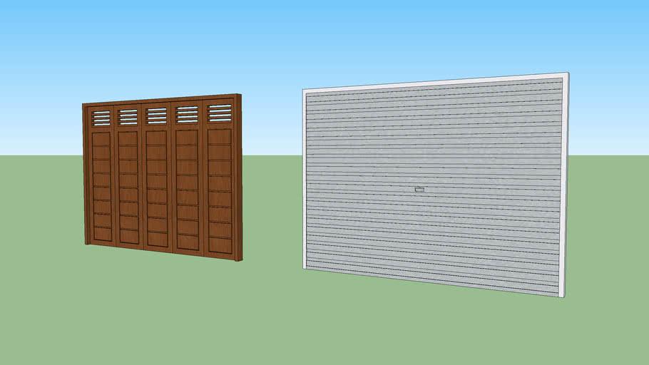 Pintu Garasi Garage Door