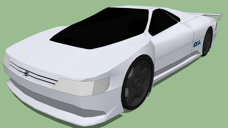 Peugeot Oxia 1989