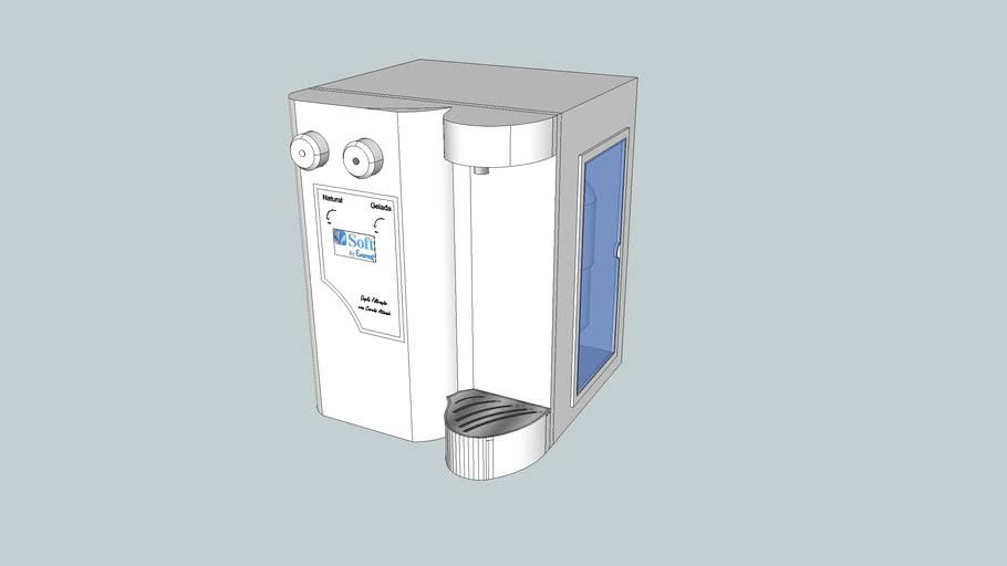 Bebedouro filtro refrigerado Everest