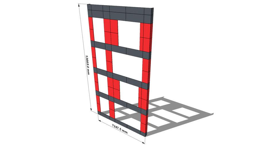BiMUp  5D - Stone - Cladding 01