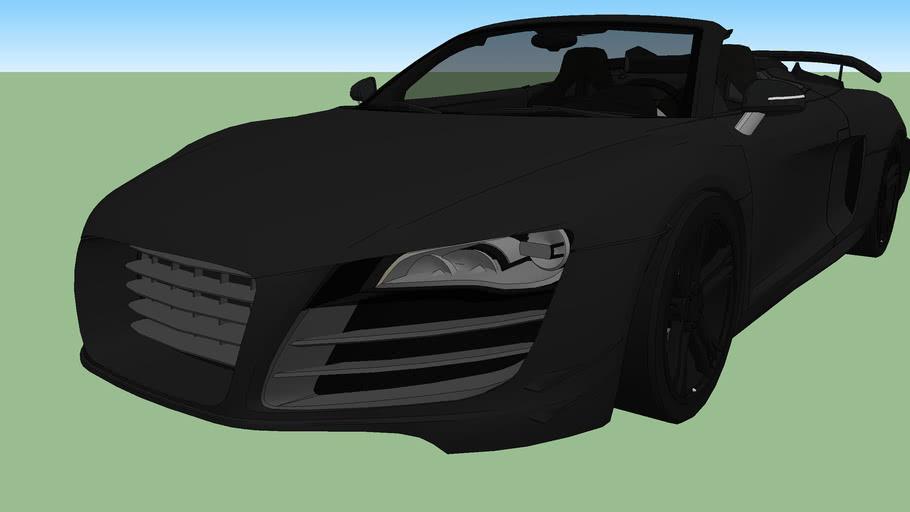 2012 Audi R8 GT V10 FSI (Modified)