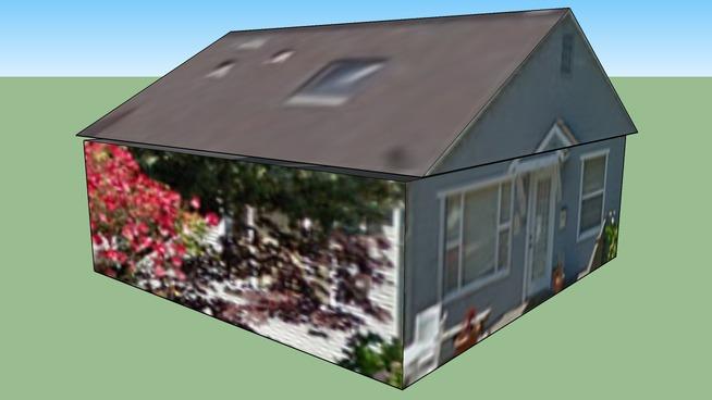 Building in Santa Cruz, CA 95062, USA