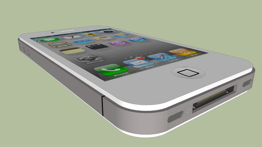 iPhone 4 (white)