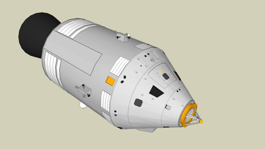Apollo Command/Service Module