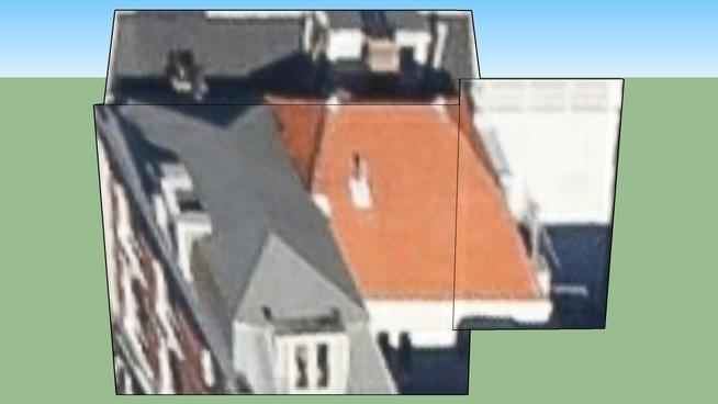 Gebouw in 2518 DE Den Haag, Nederland