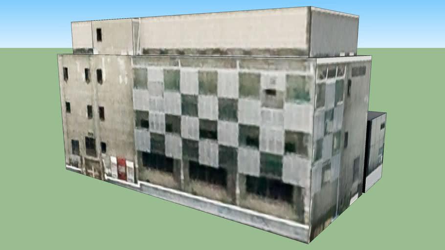 日本京都府京都市にある建物