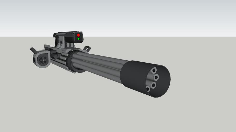 """Minigun """"LCR-Z7"""""""