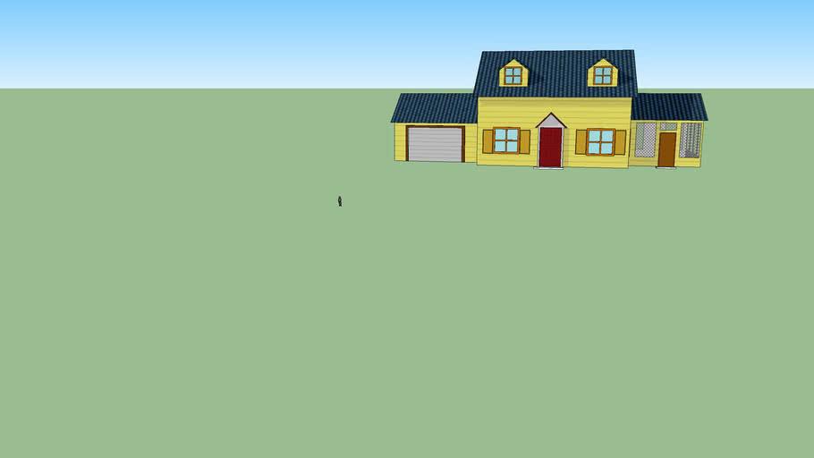 Family Guy house