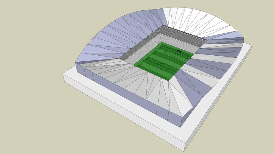 New Newcastle United Stadium